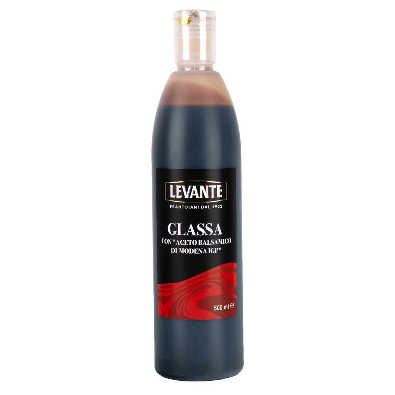 Бальзамічний крем-соус Levante Glassa 500 мл, Італія