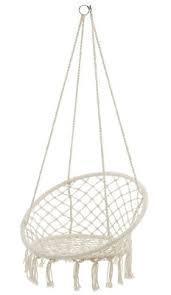 Гамак сидячий подвесная качель плетеное для дачи кресло-качалка гамак