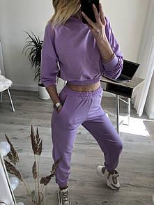 Джули женский спортивныйкостюм лиловый