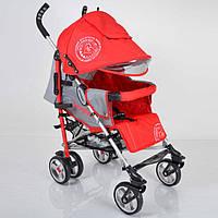 "Алюминиевая прогулочная детская коляска ""SunnyLove""-SH629APB Red"