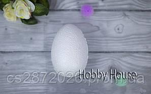 """Заготовка из пенопласта """" Яйцо 3D """" 6 см"""