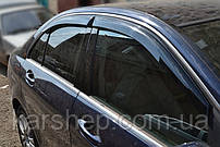 Ветровики на Mercedes Benz C-klasse Sd (W204) 2006-2014