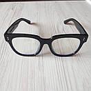 Окуляри для іміджу з прозорою лінзою окуляри для іміджу з прозорою лінзою, фото 5