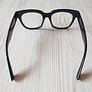 Окуляри для іміджу з прозорою лінзою окуляри для іміджу з прозорою лінзою, фото 6