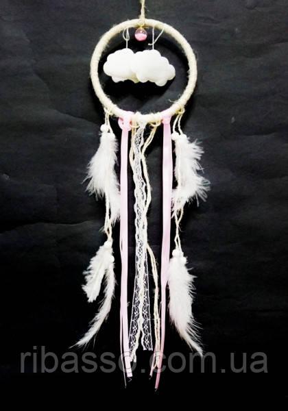 9290171 Ловец снов 1 кольцо Белый