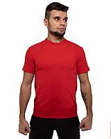 Футболка красная DNK MAFIA хлопковая летняя футболка