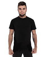 Футболка DNK MAFIA черная хлопковая летняя футболка