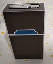 Запальничка USB з боксом під цигарки, фото 2