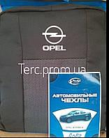 Чехлы OPEL Astra H (универсал) 2008-2012г. Качественные авто чехлы на Опель. Ткань жакард.