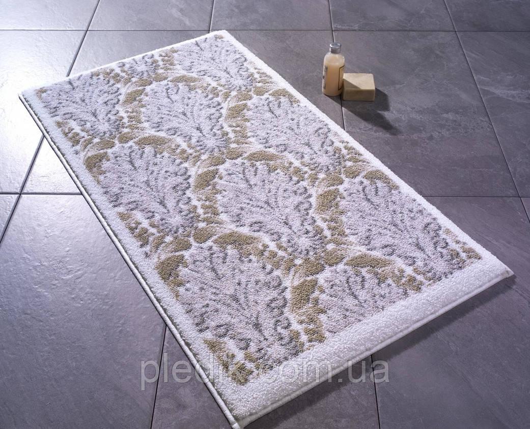 Килимок для ванної 57х100 Confetti Ornamental bej