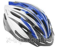 Шлем женский велосипедный Kellys DIVA синий, размер M/L