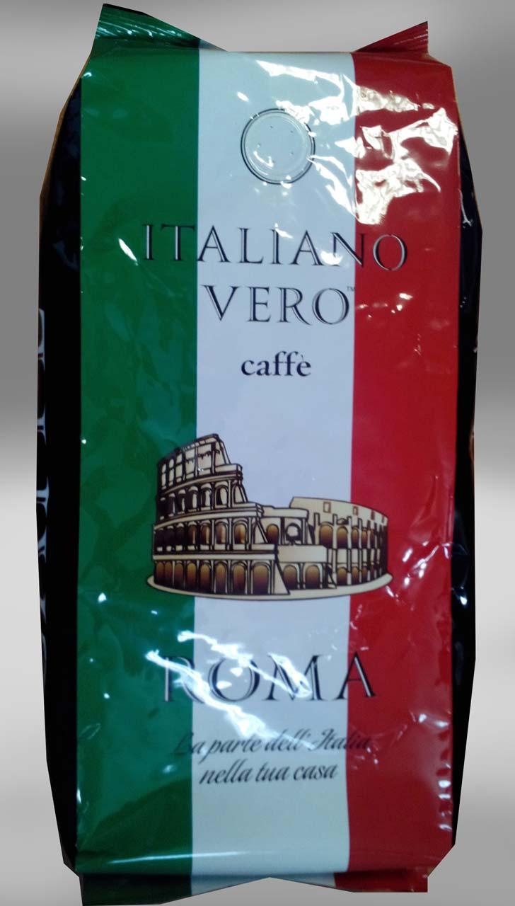 Кофе Итальяно Веро Рома1 кг