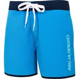 Детские пляжные шорты плавки Aqua Speed Evan Junior шорты для мальчиков