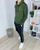 Спортивный костюм Nike Найк мужской худи штаны хлопок весна лето Киев