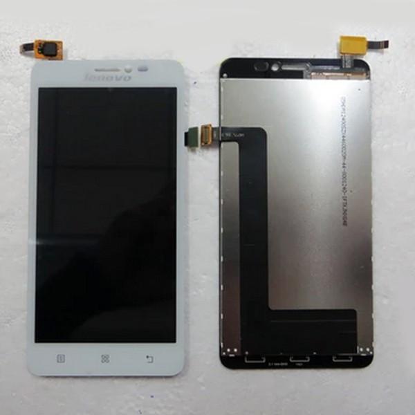 Модуль Дисплей+Тачскрин для Lenovo S850 Белый (LCD+Touch Screen)