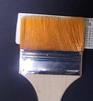 Кисть нейлон плоска 60 мм, фото 1