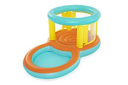 Батут детский надувной Bestway, ремкомплект, 239-142-102 см, 52385