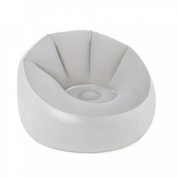Велюр кресло надувное Bestway, с подсветкой LED, 102-97-71 см, 75086