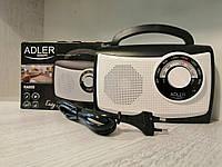 Радіо портативне для дому та туризму Adler AD 1155