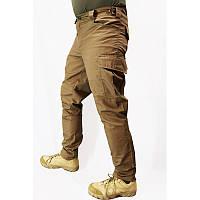 Тактичні штани Ripstop, койот. UA