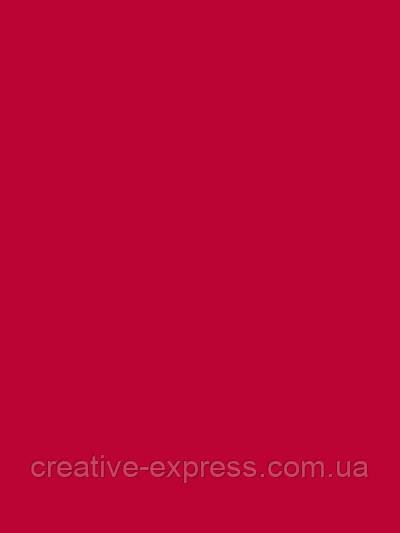 Папір для дизайну Fotokarton B2 (50*70см) №18 Червоний, 300г/м2, Folia