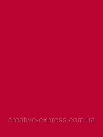 Папір для дизайну Fotokarton B2 (50*70см) №18 Червоний, 300г/м2, Folia, фото 2