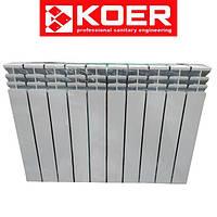 Радиатор биметаллический EXTREME 500х96 KOER (Чехия)