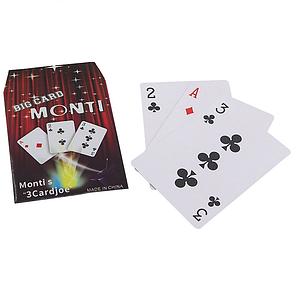 Реквізит для фокусів   Big card monti, фото 2