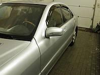 Ветровики на Mercedes Benz S-klasse (W220) 1998-2005