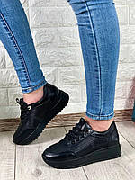 Кроссовки натуральные кожаные, фото 1