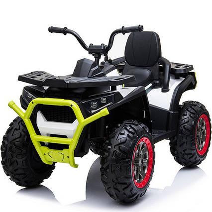 Электроквадроцикл детский XMX607 EVA 2x35w, mp3 Зеленый