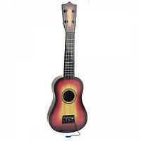 Гітара дитяча 54см 898-17-18 4 струни (898-17-1)