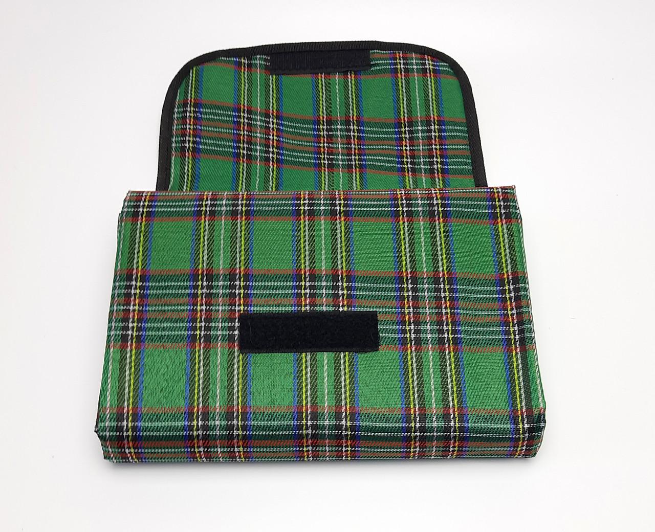 Коврик для пикника зеленый, водонепроницаемый плед на природу, подстилка для пикника, непромокаемый коврик