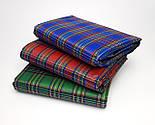 Водонепроницаемый плед для пикника (красный), подстилка на природу, коврик для пикника, непромокаемый коврик, фото 7