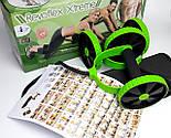 Тренажер Revoflex Xtreme для фітнесу - універсальний домашній тренажер для преса, сідниць, силовий тренажер, фото 8