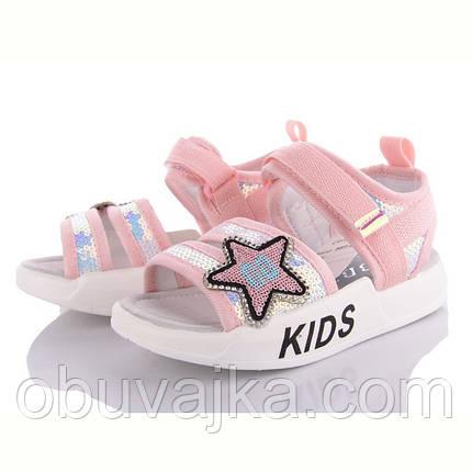 Летняя обувь оптом Босоножки  для девочки от производителя BBT (рр 26-31), фото 2