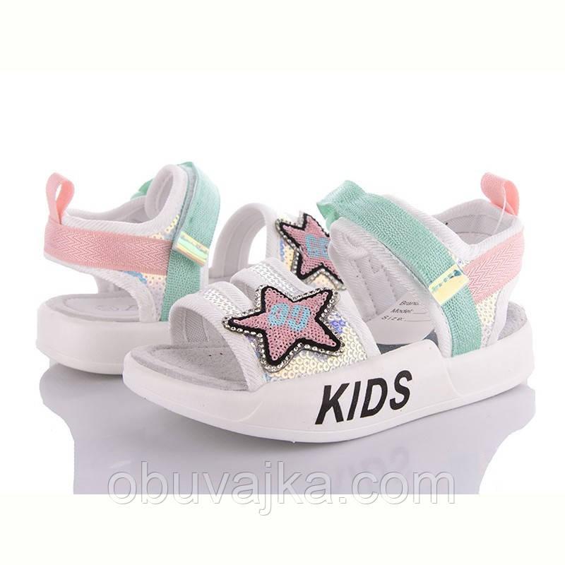 Летняя обувь оптом Босоножки  для девочки от производителя BBT (рр 26-31)