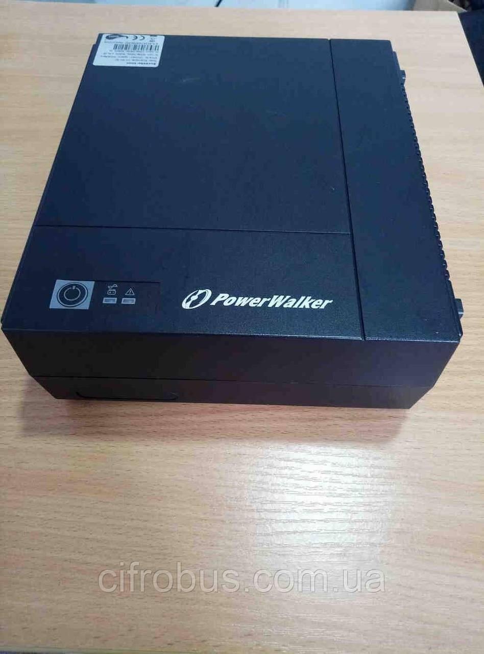 Источники бесперебойного питания Б/У Power Walker VED 800 IEC