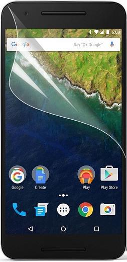 Гидрогелевая защитная пленка AURORA AAA на HUAWEI Nexus 6P на весь экран прозрачная
