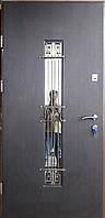 Входная дверь модель П5 ГЛАДЬ vinorit-20 КОВКА