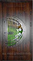 Входная дверь модель П5 34 vinorit-02 КОВКА