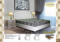 Двуспальная кровать Виктория 1800
