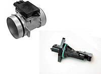 Расходомер воздуха на  Ауди Audi 100, 80, A3, A4 ,A5, A6, A7, A8, Q5, Q6, Q7,тд
