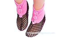 Флисовые тапочки-носочки  с 18 по 45 размер