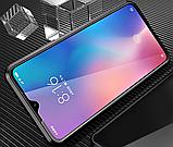 Магнітний метал чохол FULL GLASS 360° для Xiaomi POCO M3, фото 4