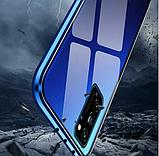 Магнітний метал чохол FULL GLASS 360° для Xiaomi POCO M3, фото 5