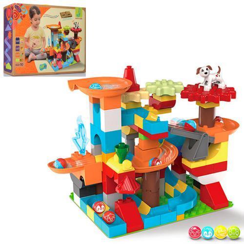 """Конструктор для малюків """"Парк розваг"""" JIXIN арт. 2866А"""