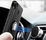Противоударный бампер с магнитом и кольцом Xiaomi Redmi 4X, фото 2
