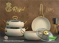 "Набір посуду САЅА ROYAL G-UKR 20200 cream ""Bio Granit"", фото 1"
