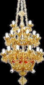 Паникадило Греч. 35-216 31 свеча